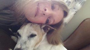rodney bev selfie Aug15